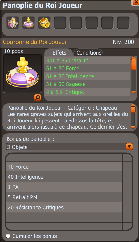 Spoil MAJ 2.33 Roi_joueur