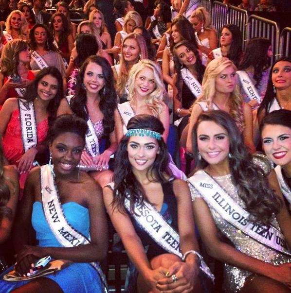 Road to Miss Teen USA 2014 - August 2nd, Nassau, Bahamas Jfpf