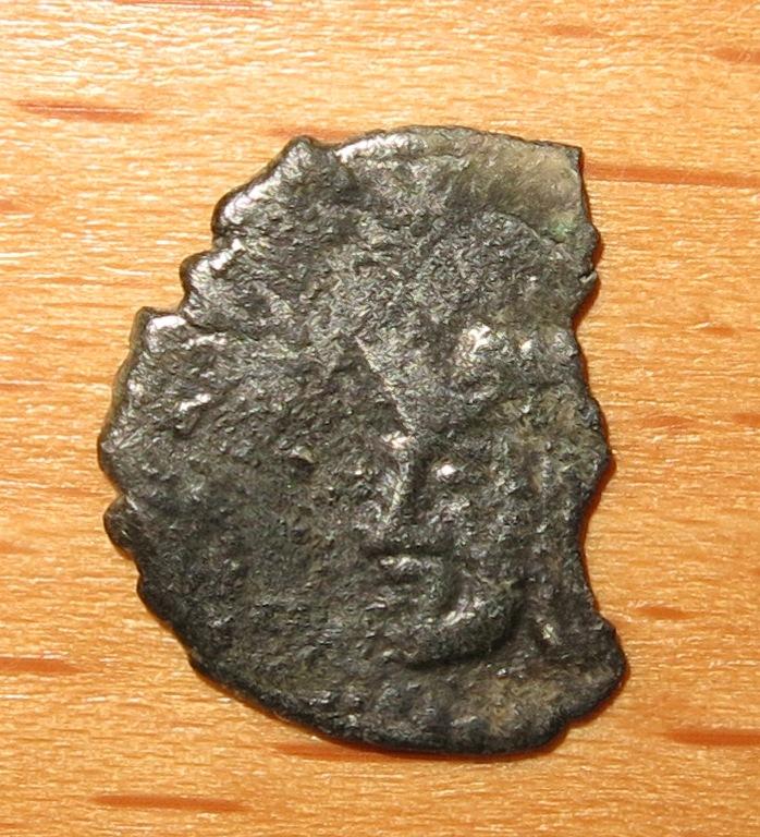 Dinero de Aragón, Felipe II ó III 013