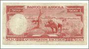 500 escudos de Angola 1970 Américo Tomás 500_escudos_Angola_1970_rever