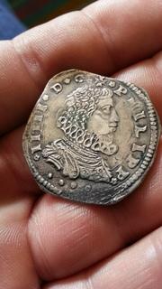 4 Tari de Felipe IV, Messina (Sicilia) 1626- Dedicada a Jotasoler- De su rey favorito o no...... 20140429_164850