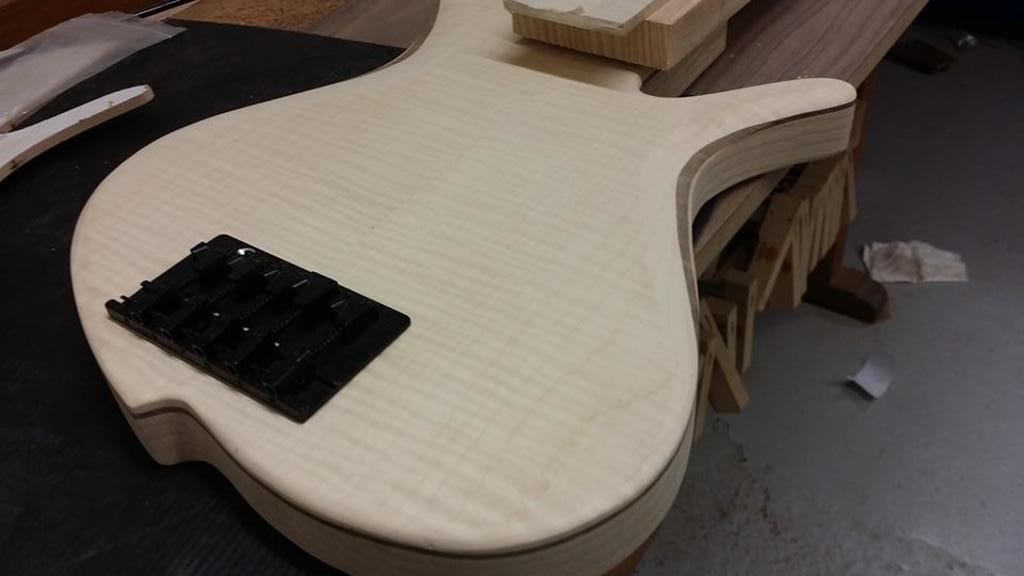 Construção caseira (amadora)- Bass Single cut 5 strings 11749535_10153523641829874_1188326172_n