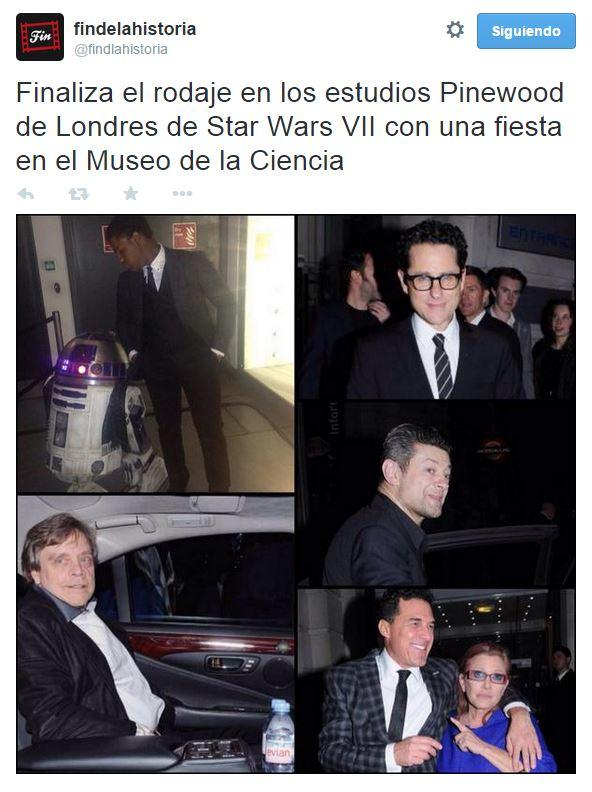Post -- Star Wars Episodio VII -- 20 de Abril a la venta en BR y DVD - Página 5 Image