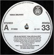 Vesna Zmijanac - Diskografija  1983_2_z_a