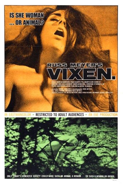 Vixen! (1968) Image