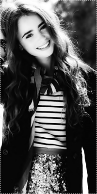 Lily Collins Large
