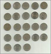 Serie 2,5 escudos Carabela cuproniquel. Portugal 2_5_escudos_por_a_os_rever