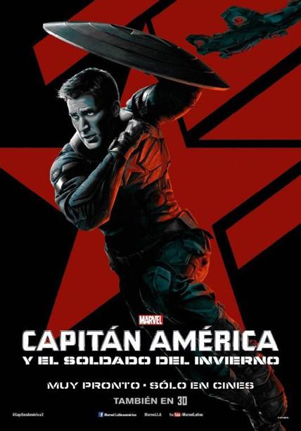 Capitán América: El Soldado de Invierno (2014) Captain_america_2_poster_4