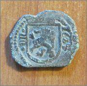 8 maravedís 1625. Felipe IV. Valladolid IMG_20150205_162712_1