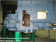 """Трансмиссия немецкого тяжелого танка PzKpfw VI Ausf. E  """"Tiger"""", Sd.Kfz 181, Wehrtechnische Studiensammlung (WTS), Koblenz, Deutschland Tiger_transmission_016"""