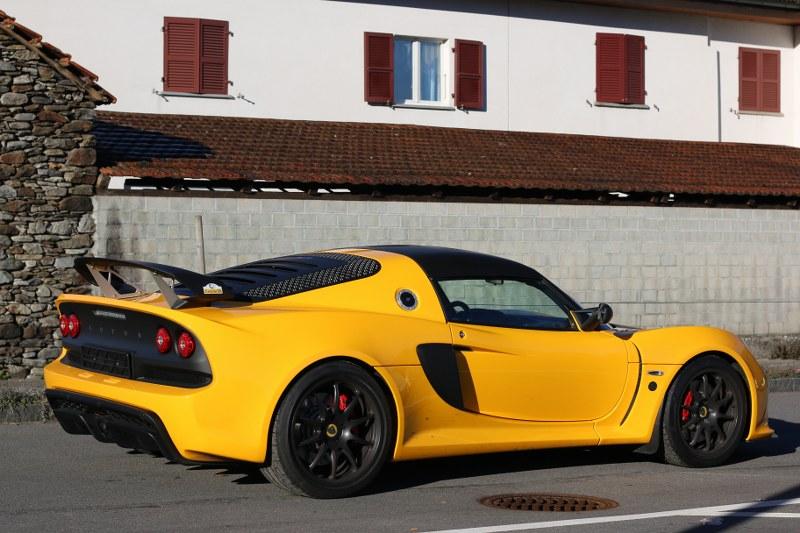 Lotus Exige 3.5 V6 Sport 350, una ventata di freschezza IMG_1213
