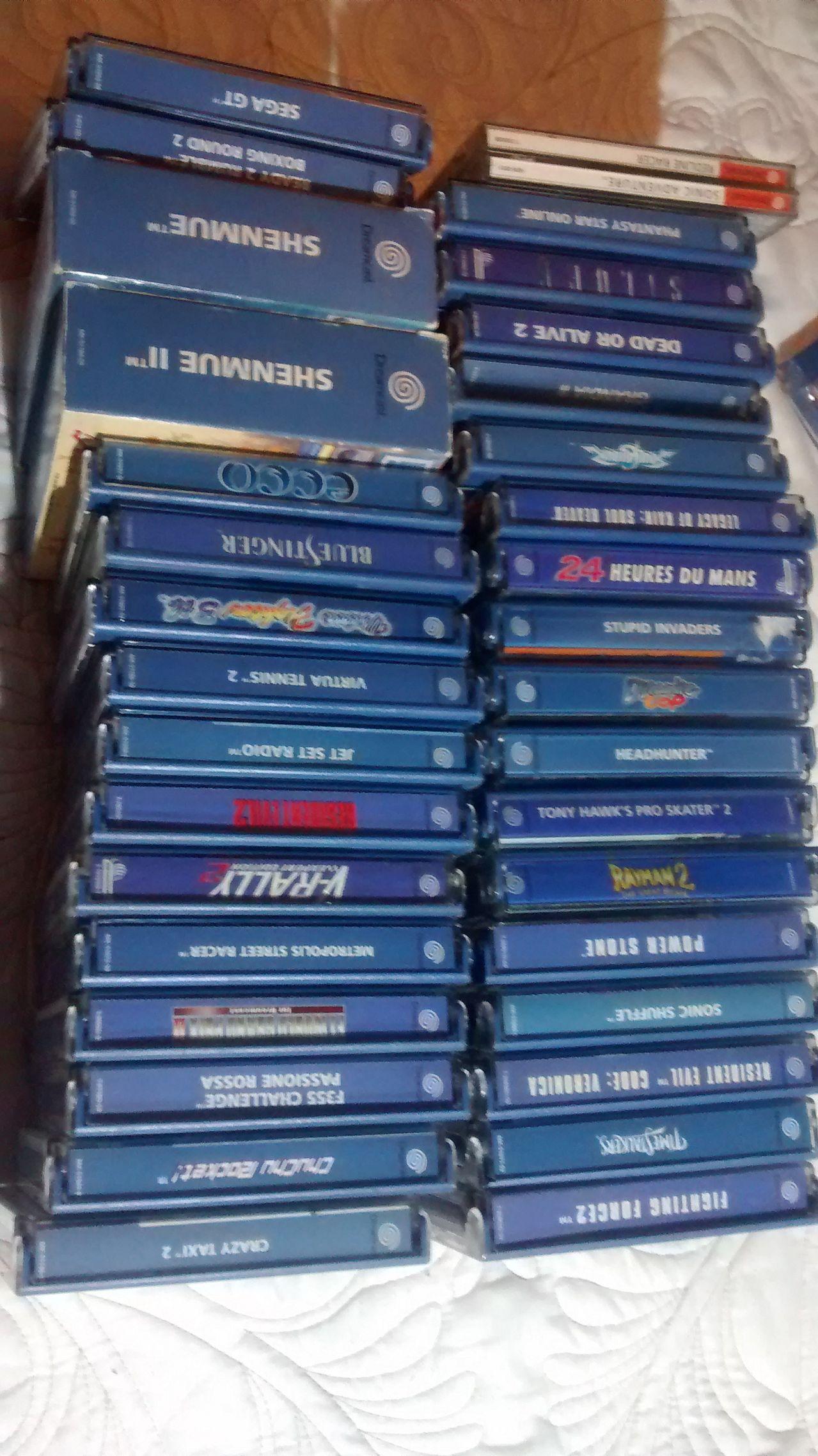 [Vds] Lot Dreamcast - MS/MD et Saturn Update 18/01 ajout Jeux Sat Jap IMG_20160108_200545121_1