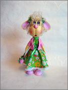 Куклы из фоамирана. DSC09356