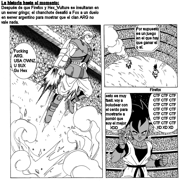 Otro comic. Firefox vs Hex_vulture Fox_vs_hex1