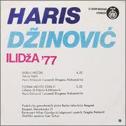 Haris Dzinovic  - Diskografija  Omot_ZS