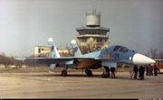 Су-27КУБ 1/72 Trumpeter Ukraine_2001