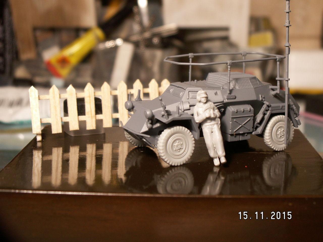 Sd.Kfz. 261 Kleiner Panzerfunkwagen PICT1424
