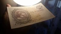 Colección de billetes españoles, sin serie o serie A de Sefcor pendientes de graduar 1477866059233_fact_2