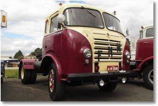 Vintage camion in vendita in Brasile FNM_1958