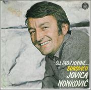 Jovica Nonkovic - Diskografija  Prednja