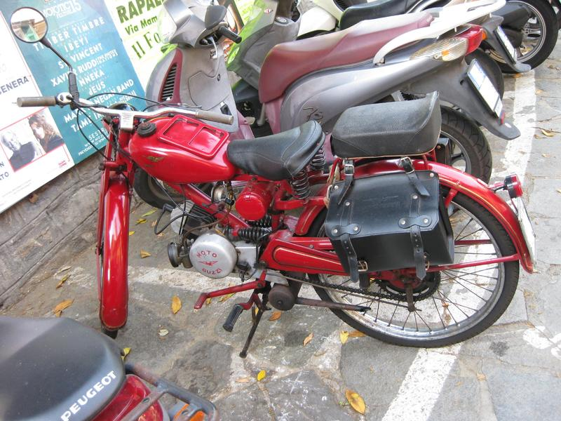 Foto di moto d'epoca o rare avvistate per strada - Pagina 14 Bvnhjm