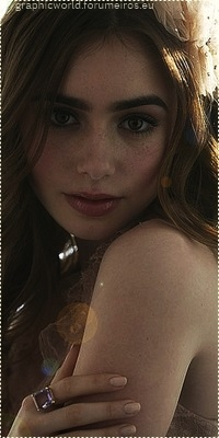 Lily Collins 9h76