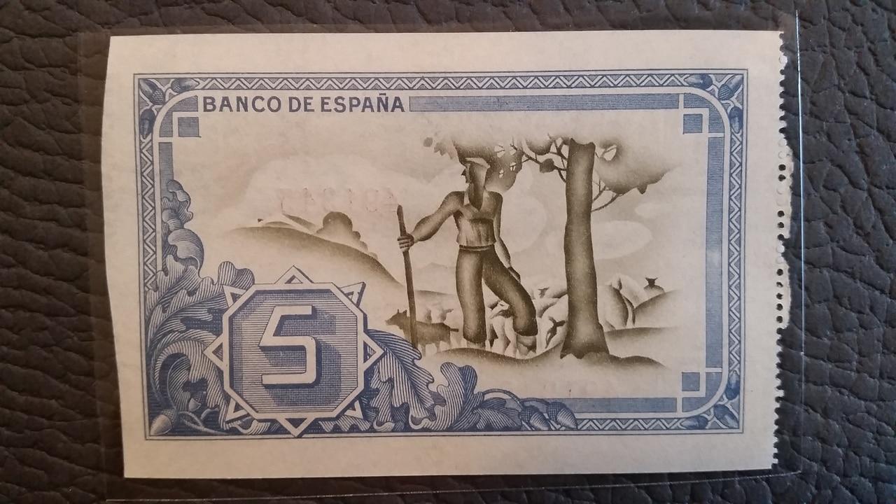 Colección de billetes españoles, sin serie o serie A de Sefcor pendientes de graduar - Página 2 20161217_115318