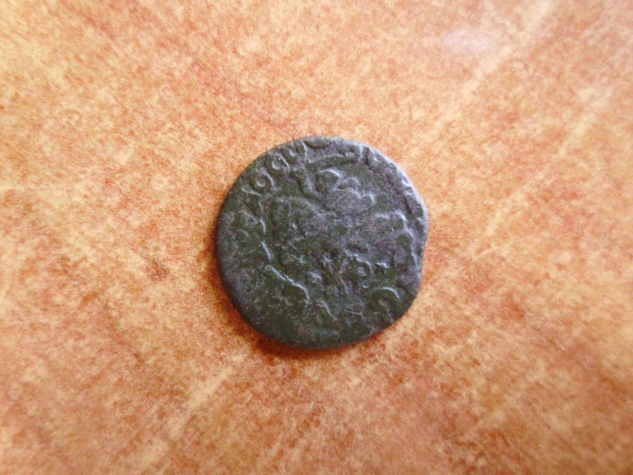 Moneda inglesa a identificar P1090793