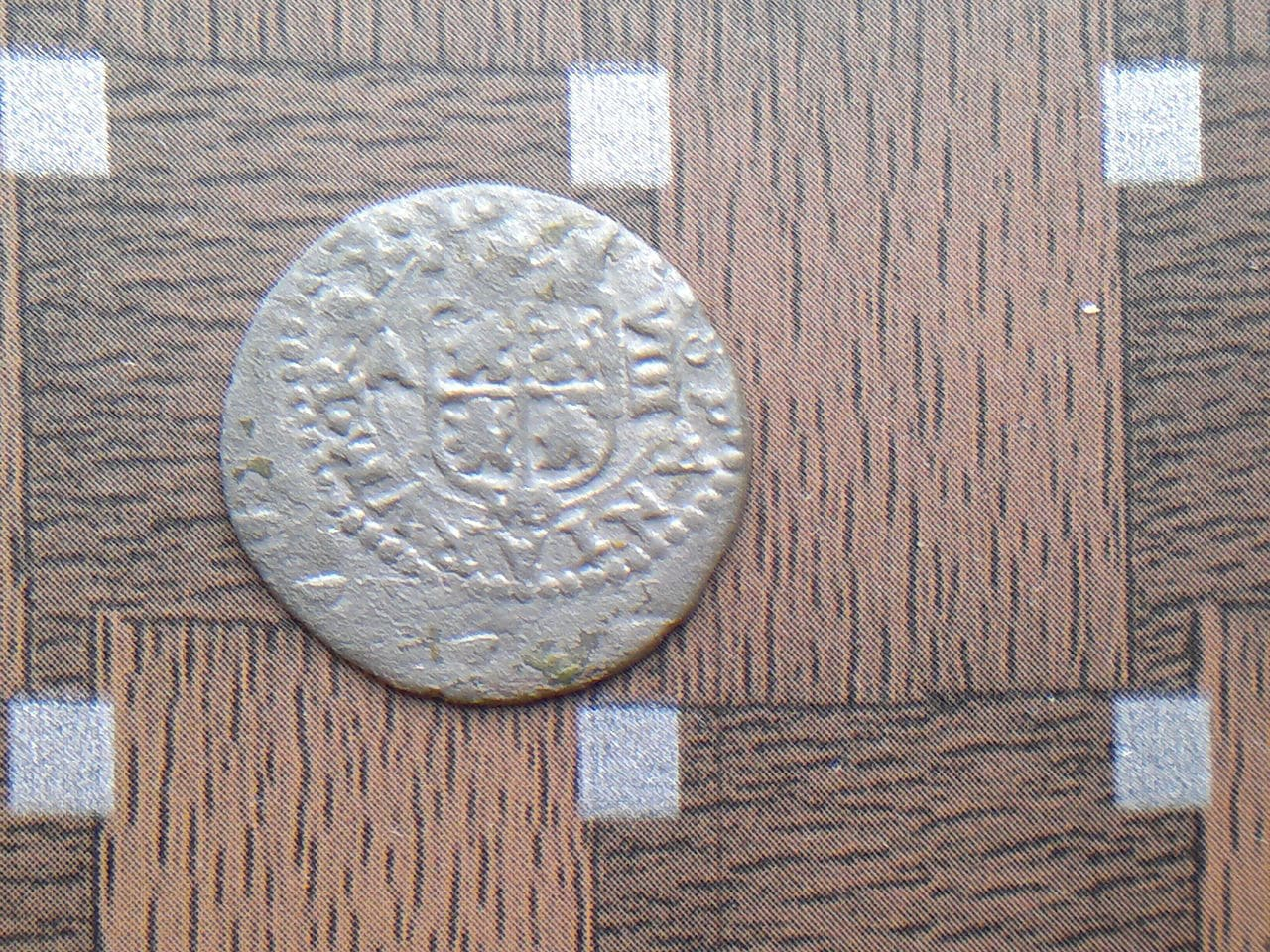 VIII maravedis felipe IV 1661. Madrid. 2014_01_05_2494