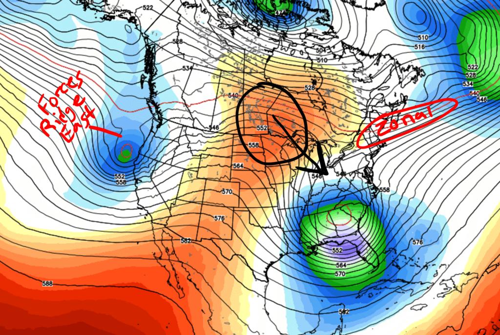 01/23/16 Storm Update #4 - A Tough 1st Call 12z_euro_h5_snom
