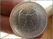 5 Reichsmark 1934 F Friedrich Schiller P1080131