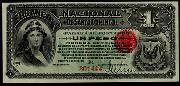 "1 Peso de ""Lilis""  Banco Nacional de Santo Domingo (1897) Papeleta_de_Lilis_de_1889"