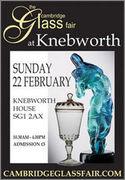 UK - *Cambridge Glass Fair @ Knebworth House - Sunday 22nd February 2015* Flyer_Knebworth0215forweb