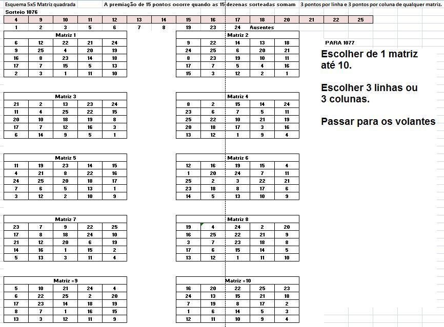 Palpites para sorteios da Lotofácil - Permanente - Página 2 Matriz5x5_para_1077