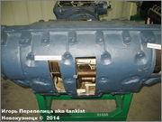 """Трансмиссия немецкого тяжелого танка PzKpfw VI Ausf. E  """"Tiger"""", Sd.Kfz 181, Wehrtechnische Studiensammlung (WTS), Koblenz, Deutschland Tiger_transmission_001"""