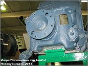 """Трансмиссия немецкого тяжелого танка PzKpfw VI Ausf. E  """"Tiger"""", Sd.Kfz 181, Wehrtechnische Studiensammlung (WTS), Koblenz, Deutschland Tiger_transmission_024"""