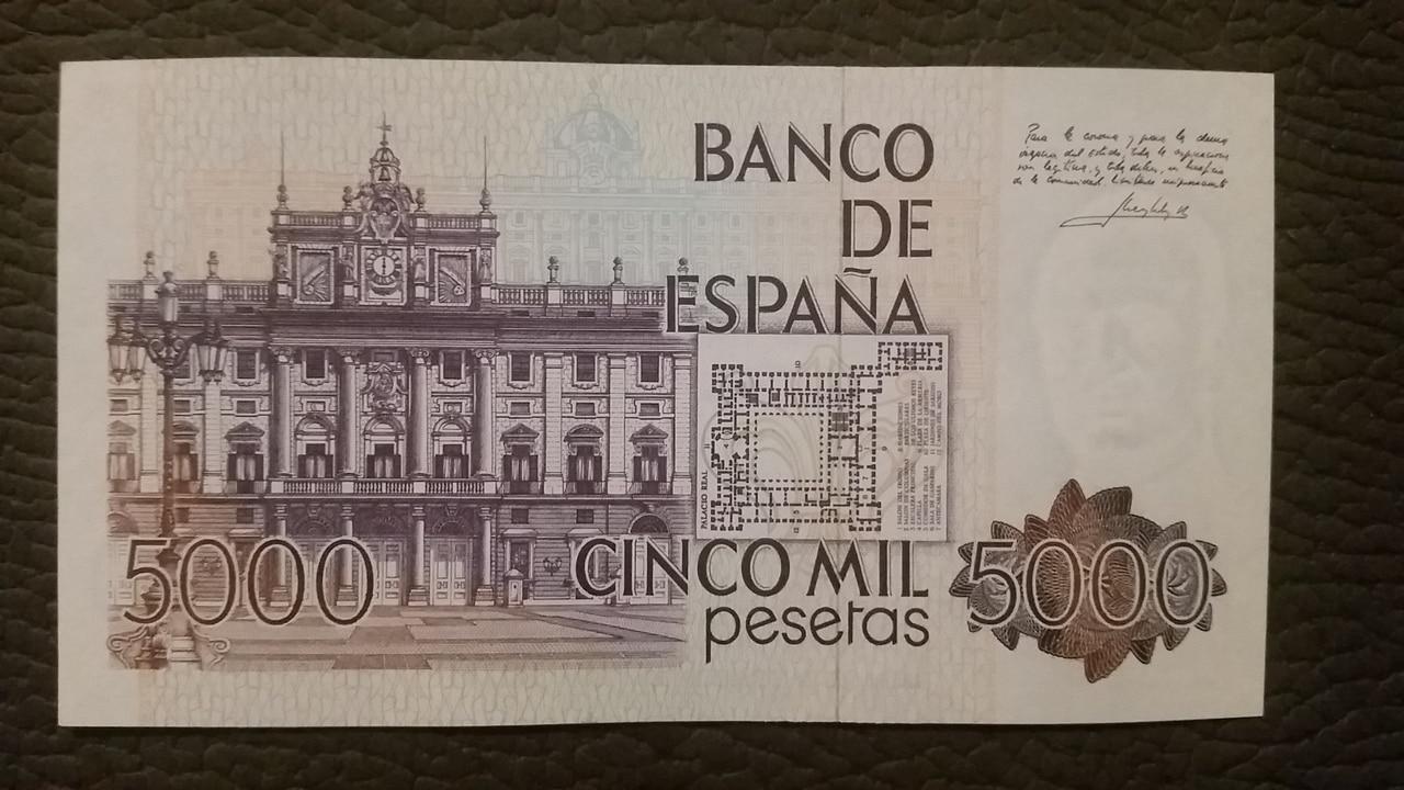 Colección de billetes españoles, sin serie o serie A de Sefcor pendientes de graduar - Página 2 20170103_202056