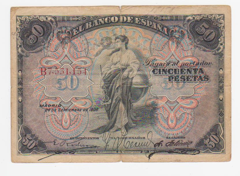 50 Pesetas 1906  50_pesetas_1906