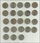 Serie 2,5 escudos Carabela cuproniquel. Portugal Serie_2_5_escudos_por_a_os_anver