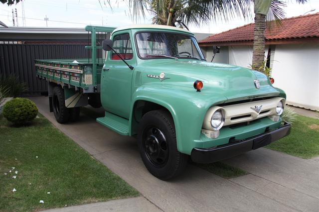 Vintage camion in vendita in Brasile F_500_1956