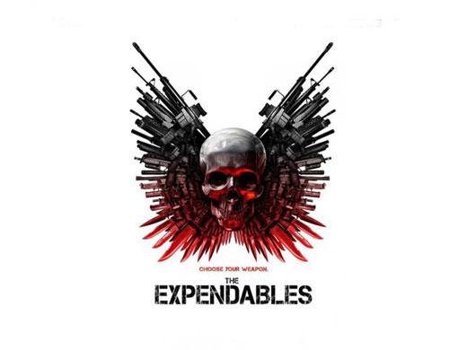 Los Mercenarios tendrá su serie de televisión Expendables_logo