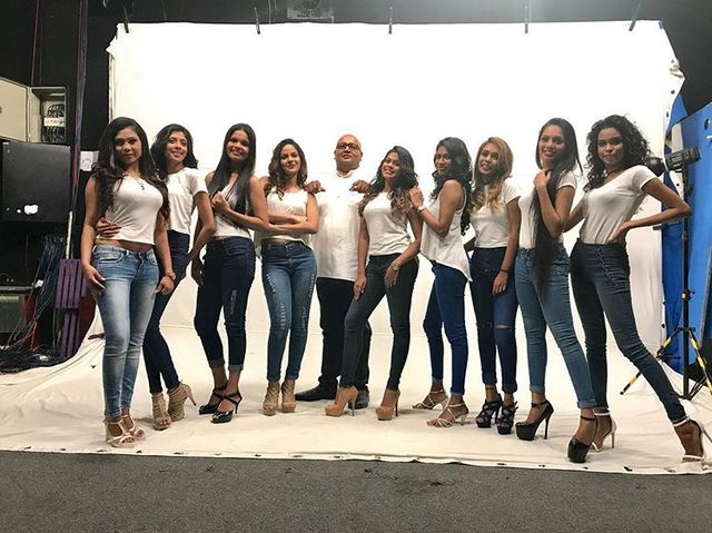 candidatas a miss earth sri lanka 2017. final: 13 agosto. IMG_7613