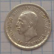 50 Centimos 1926, problemas para darles conservacion 2014_10_28_09_03_11