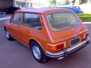 avvistamenti auto storiche - Pagina 20 Brasilia_1973_1