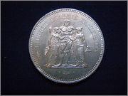 50 Francos 1976 FRANCIA (HERCULES)  P1010133