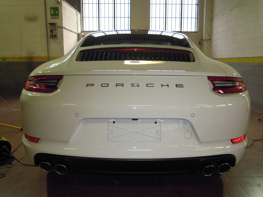 Preconsegna Porsche 991 Image