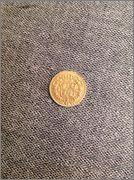 1/2 escudo Carlos III 1774 PJ Madrid EBC. 2n9i39h