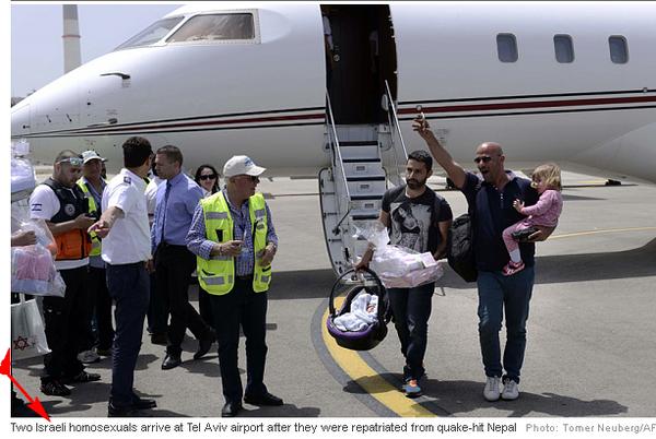 sionistes exploitent souffrance népal Israel_vole_des_b_b_s_en_n_pal