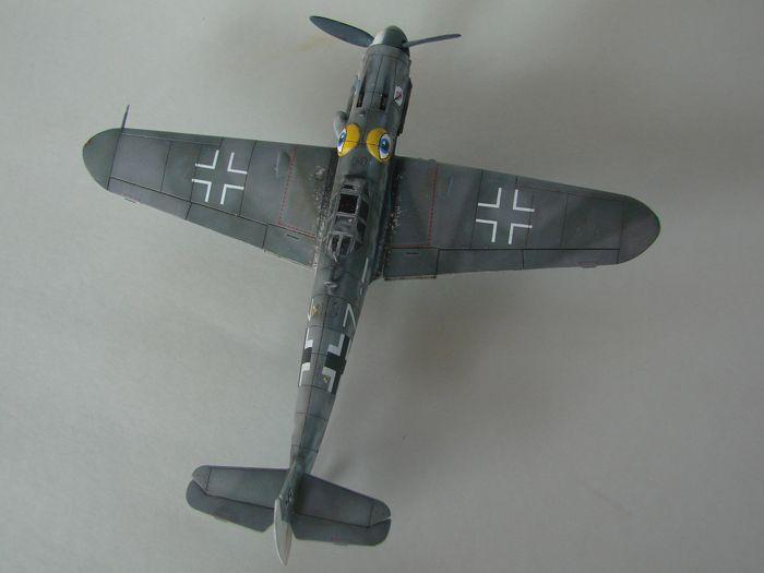 Messerschmitt Bf-109G-6, KP, 1/72 DSC03968