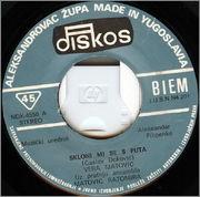 Vera Matovic - Diskografija 1976_za
